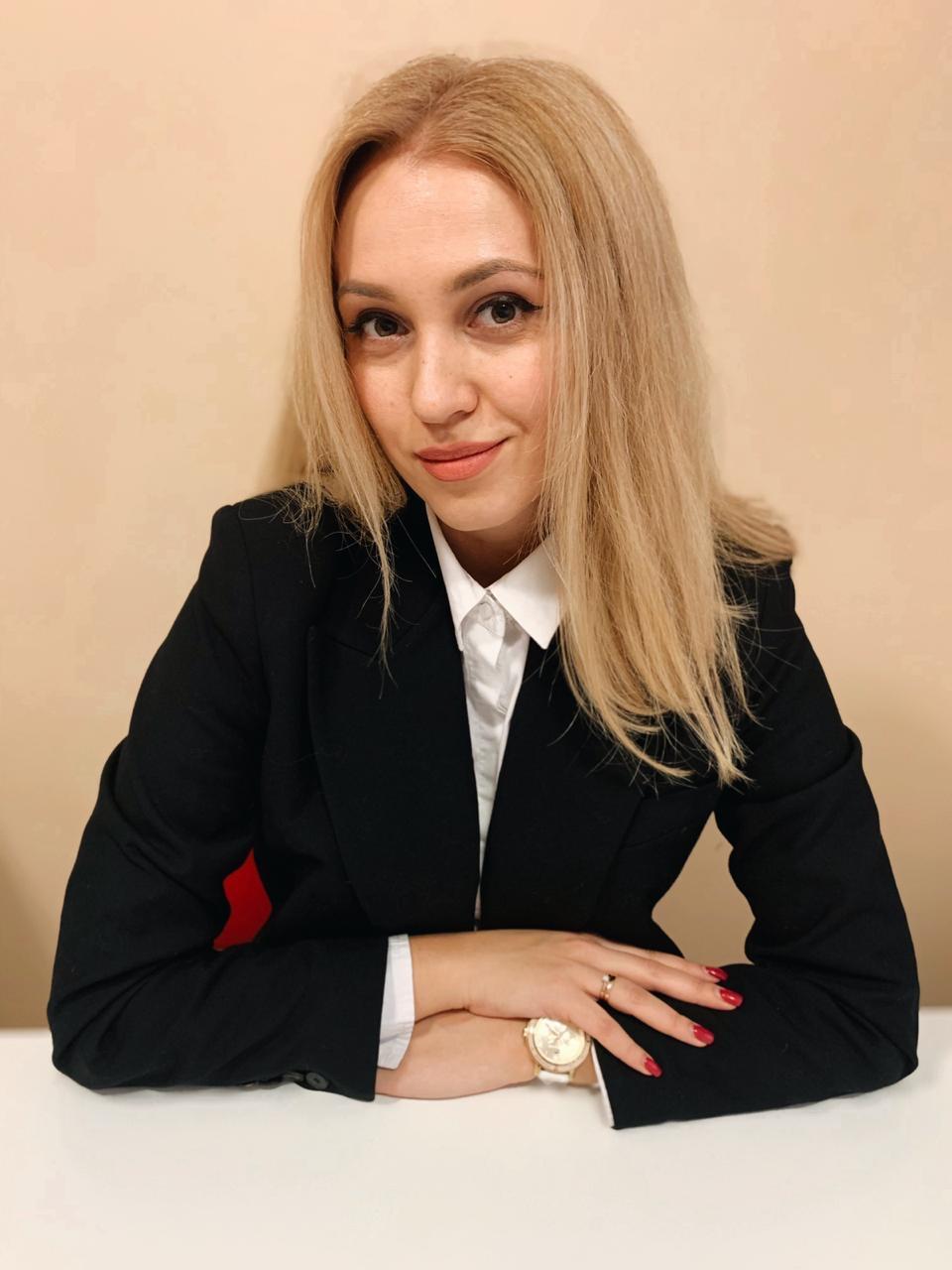Макаренко Алена Станиславовна